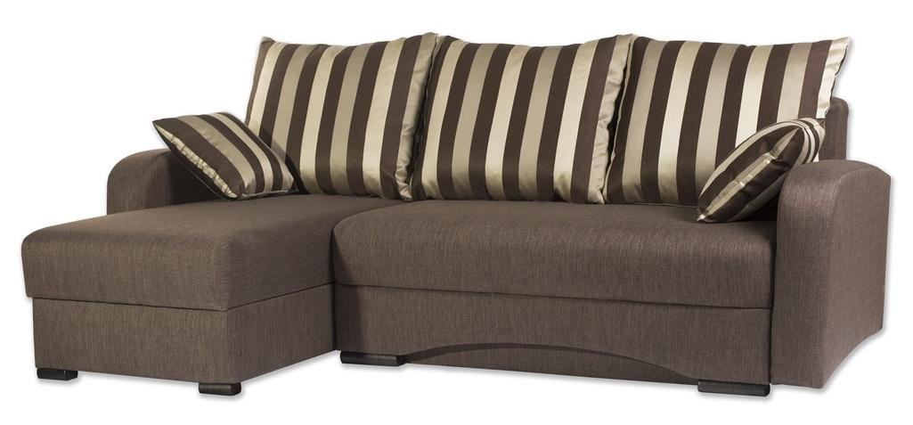 Угловой диван с боковинами
