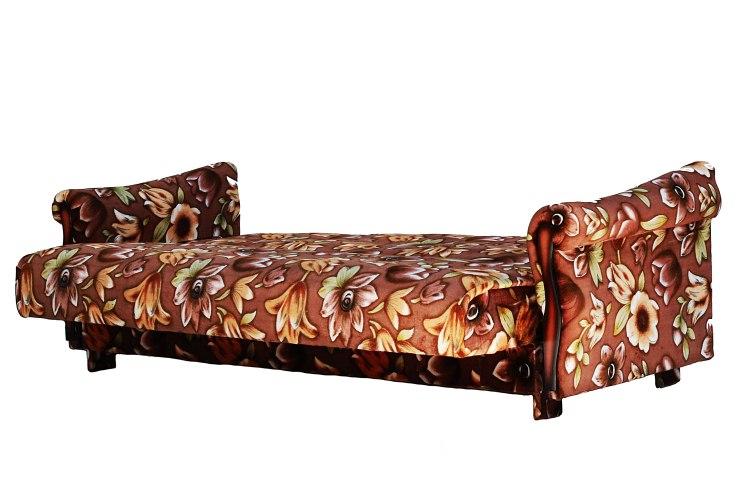Уютный диван со спальным местом