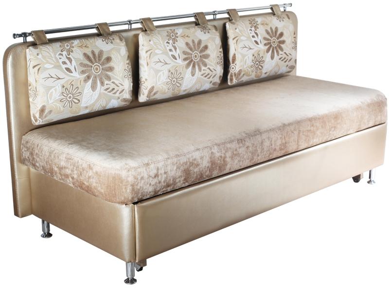 Узкая модель дивана