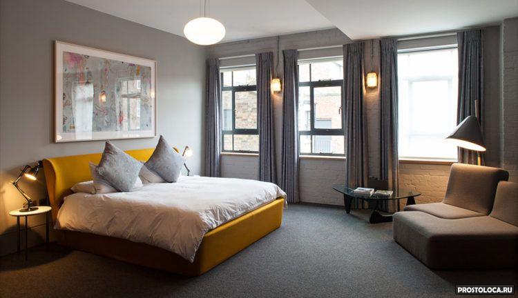 Как использовать желтую кровать