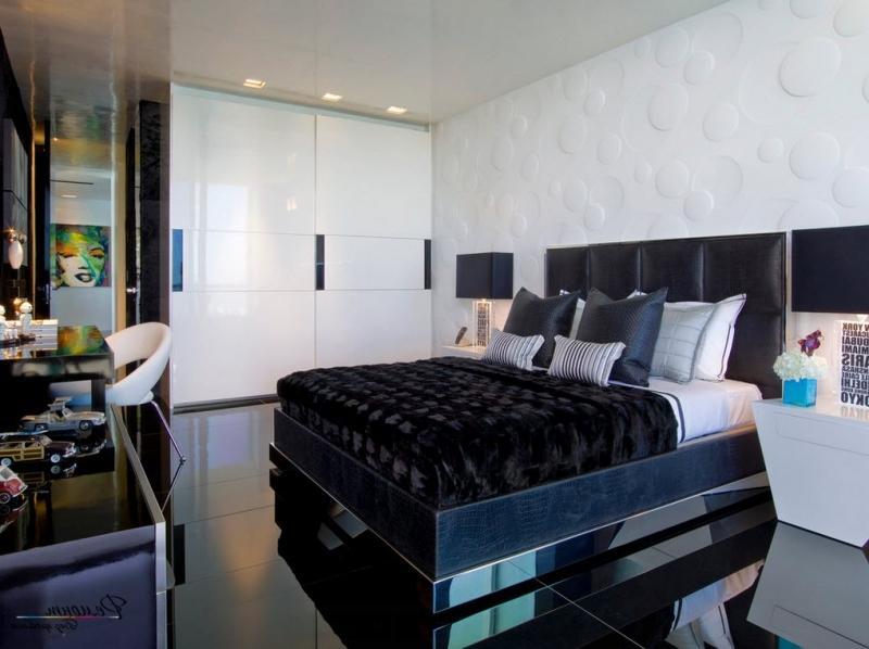 Как правильно выбрать черную современную кровать