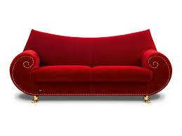 Как правильно выбрать красный диван