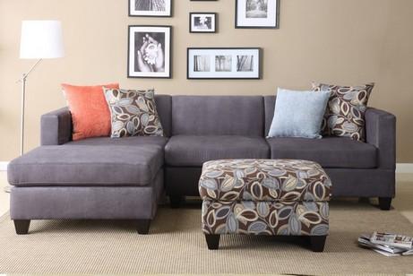 Как правильно выбрать серый диван для дома