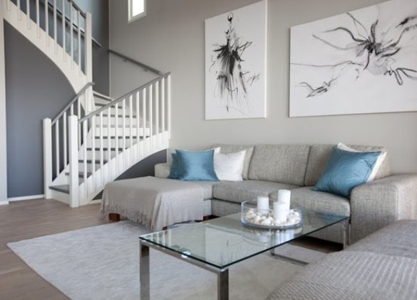 Как выбрать диван серого приятного цвета