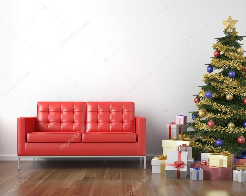 Как выбрать красный диван