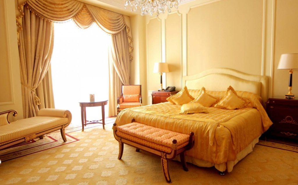 Как выбрать кровать оранжевого цвета