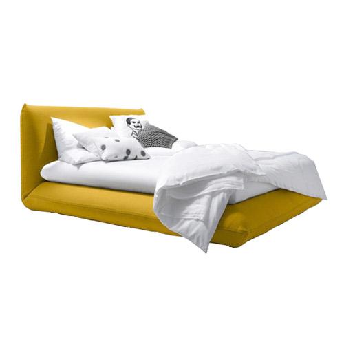 Как выбрать желтую современную кровать