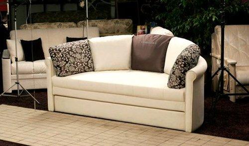 Лучший круглый диван
