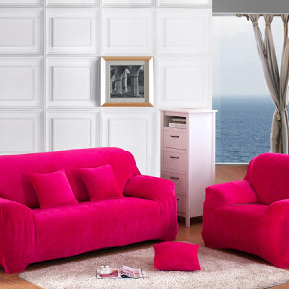 Недорогие красные диваны для обустройства дома