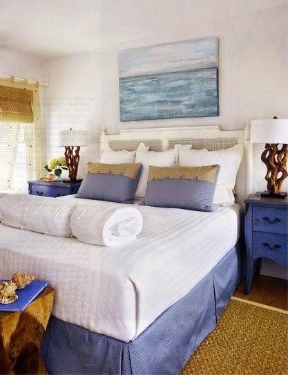 Почему стоит использовать кровать синего цвета