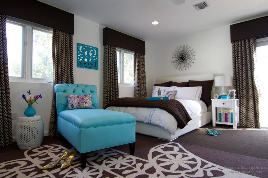 Правила выбора коричневой кровати