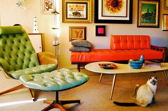 Стильный диван для обустройства дома