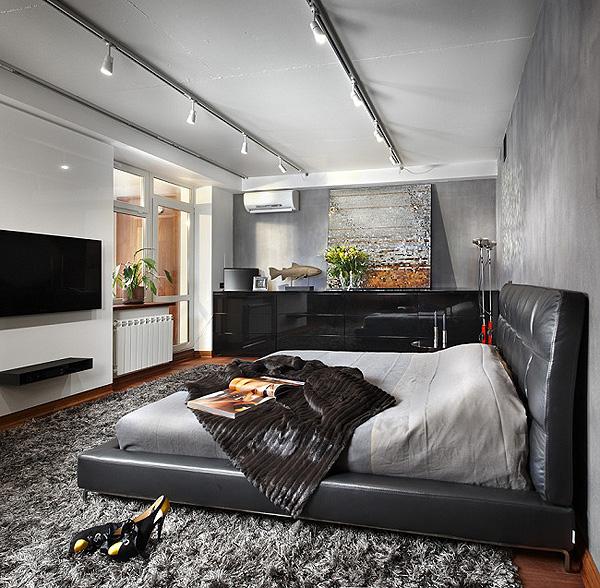 Стоит ли выбирать черную кровать
