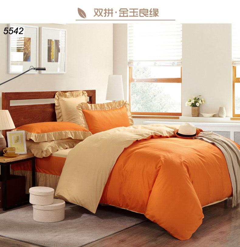 Выбираем кровать оранжевого цвета