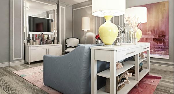 Выбираем серый практичный диван для дома
