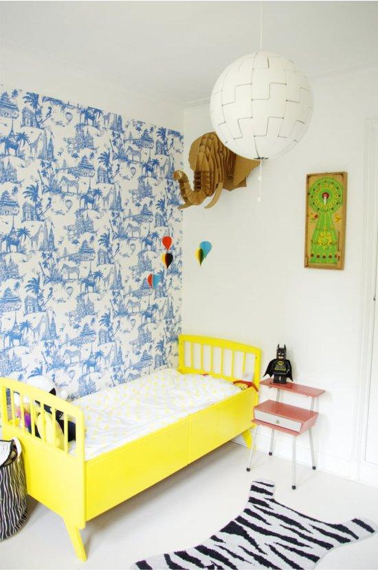 Жетлая кровать для детей