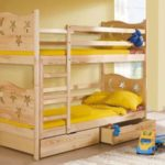 Варианты детских двухъярусных кроватей, какие будут лучше