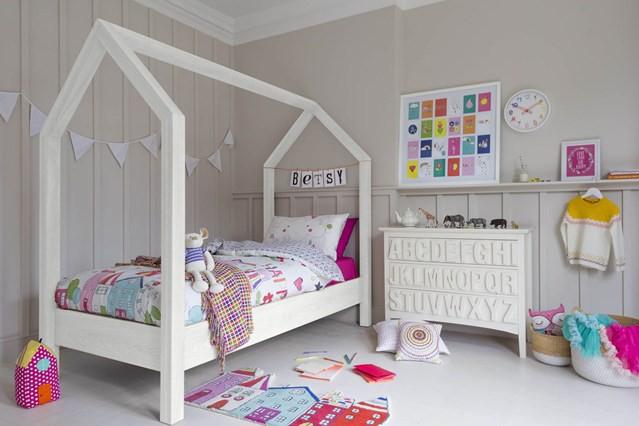 Кровать домик для детей размеры 2