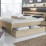 Двуспальные кровати с ящиками, советы по выбору
