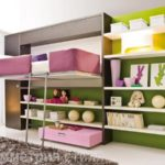 Обзор кровати трансформер предназначенной для подростков, и важные рекомендации