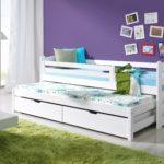 Обзор выкатных кроватей для двоих детей, важные рекомендации