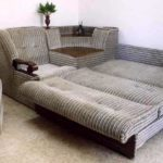 Варианты угловых диванов аккордеон, и их особенности