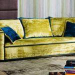 Прямые диваны, обзор всех вариантов