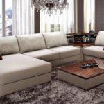 Как выбрать угловые диваны для зала, и фото вариантов